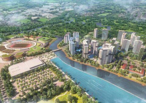 phoi canh du an saigon sports city