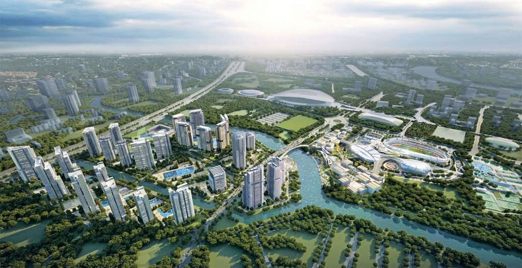 phan khu 2 saigon sports city