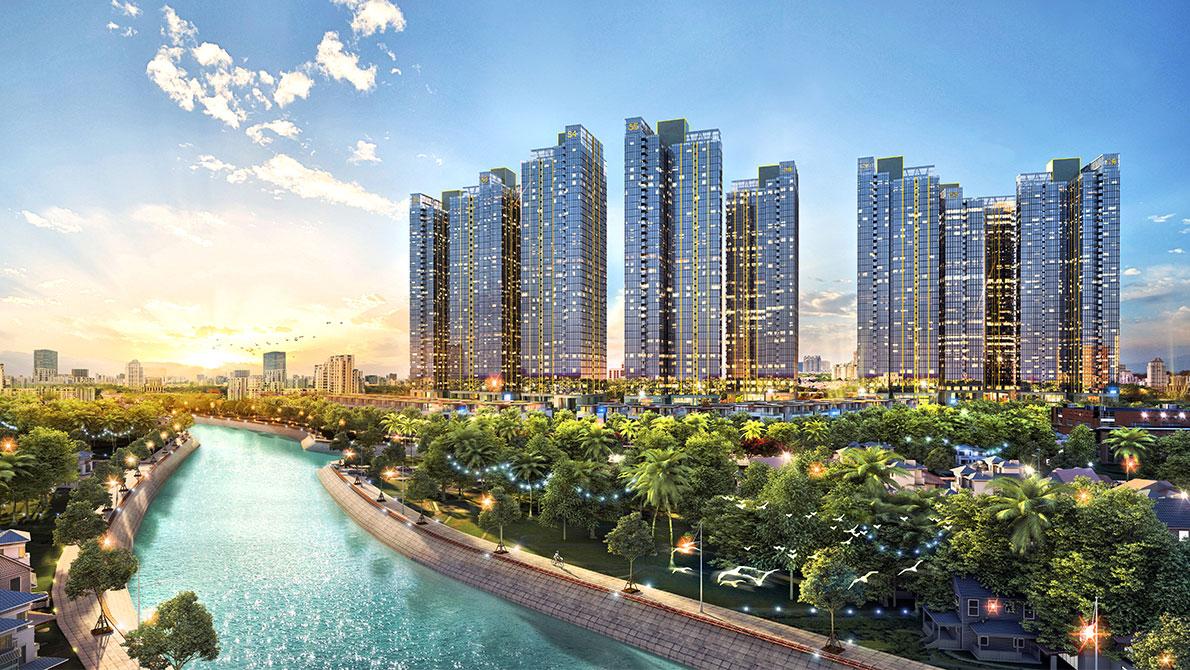 Sunshine City Sài Gòn - Giá Bán 2020 - Được gì khi mua?