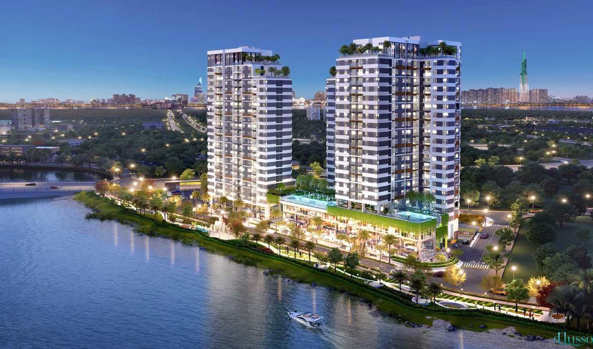 Dự án D'Lusso Quận 2 - Thông Tin 2020 - #3 lưu ý khi mua!