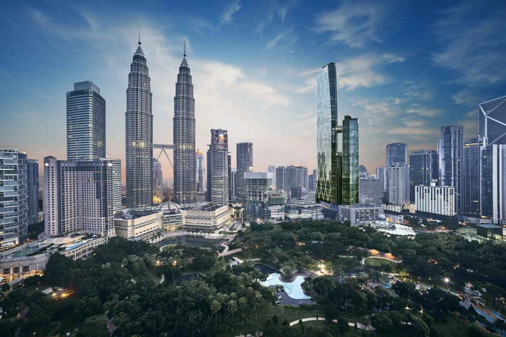 Oxley Towers Kuala Lumpur City Centre