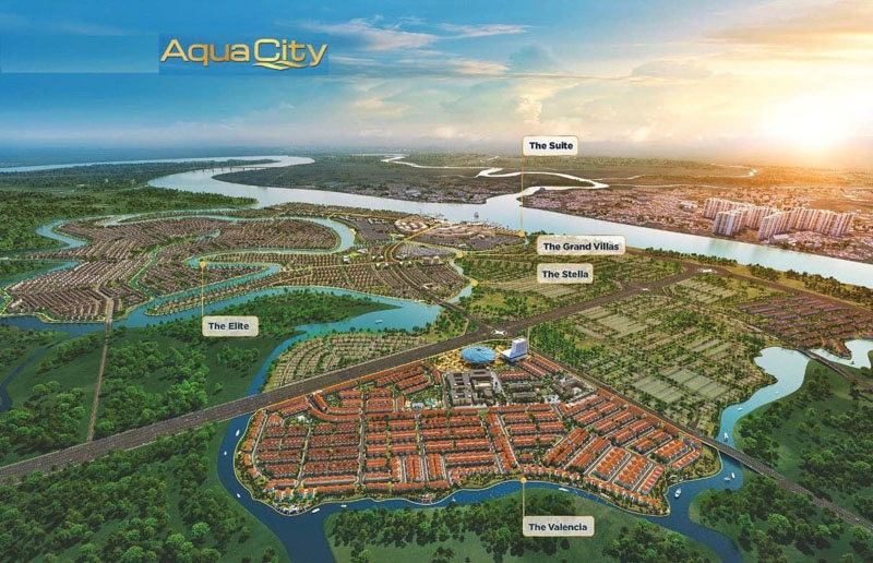 phan khu river park 1 aqua city