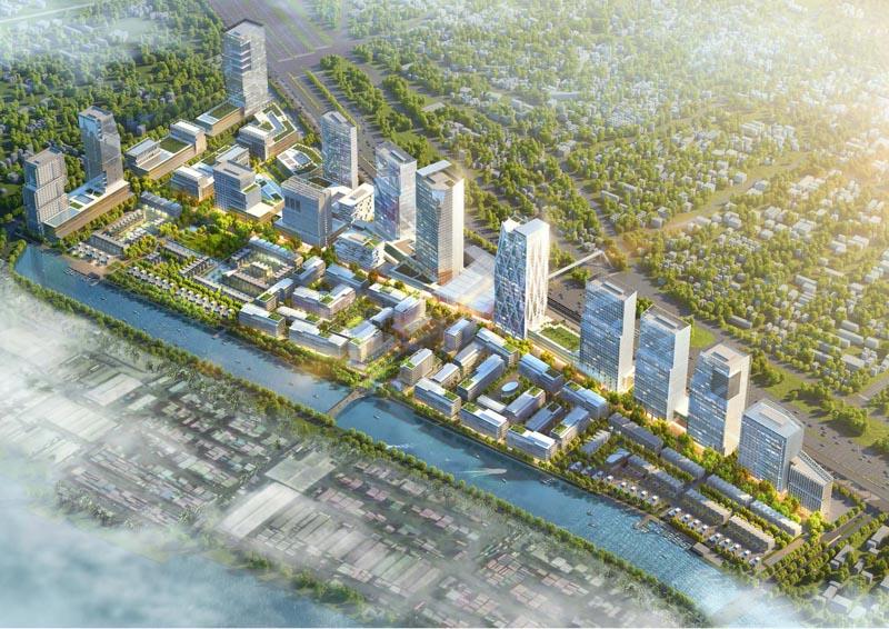 river city thu duc - du an refico sap trien khai