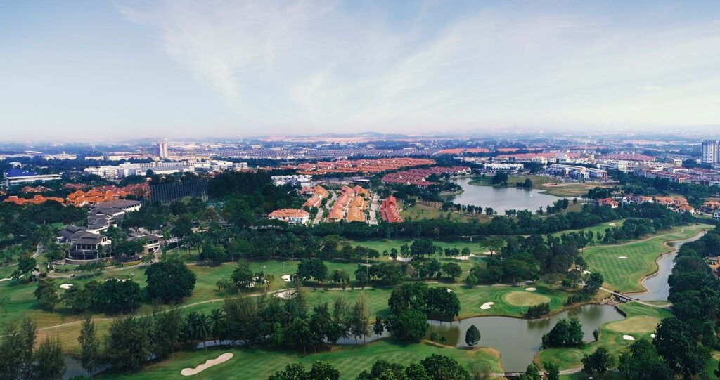 khu do thi Kota Kemuning Malaysia