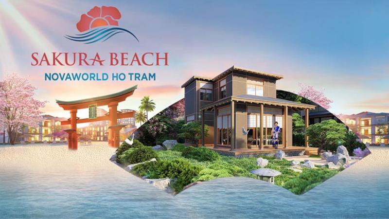 phoi canh biet thu sakura beach novaworld ho tram