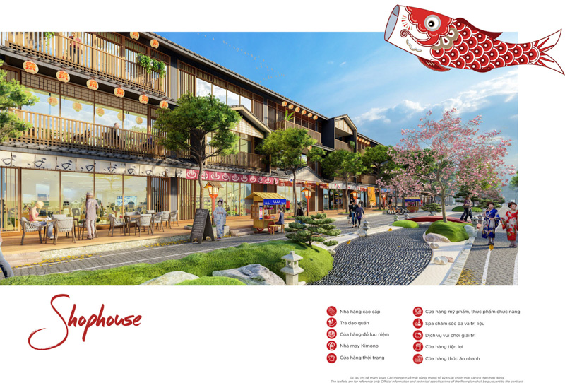 Shophouse Sakura Beach