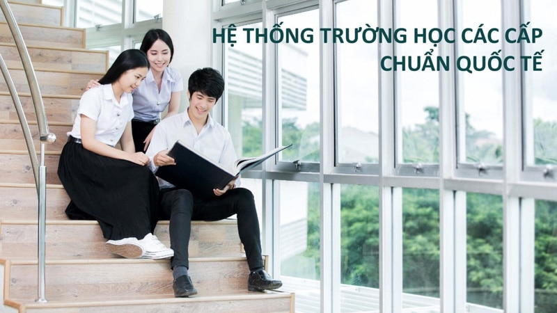 truong hoc phoenix south aqua city