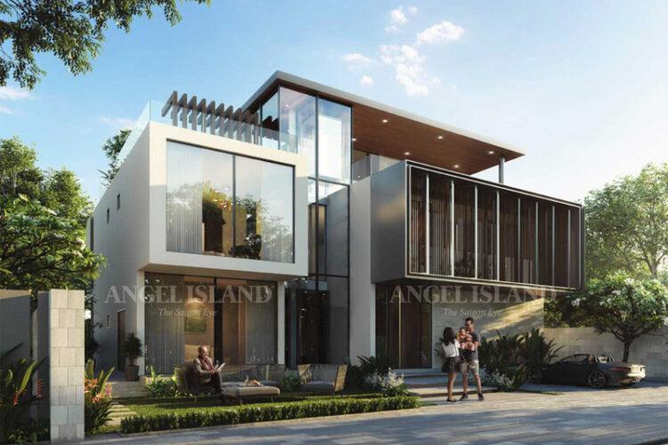 biet thu elite villa Angel Island