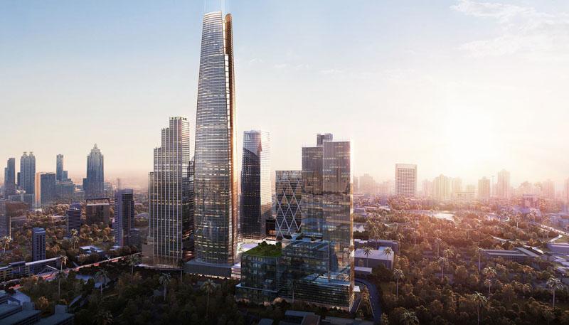One Bangkok fraser property