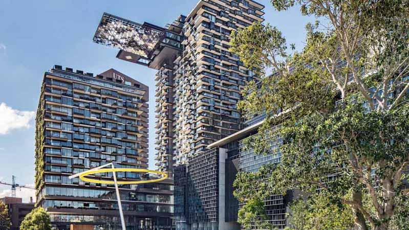 One Central Park Sydney cua fraser property