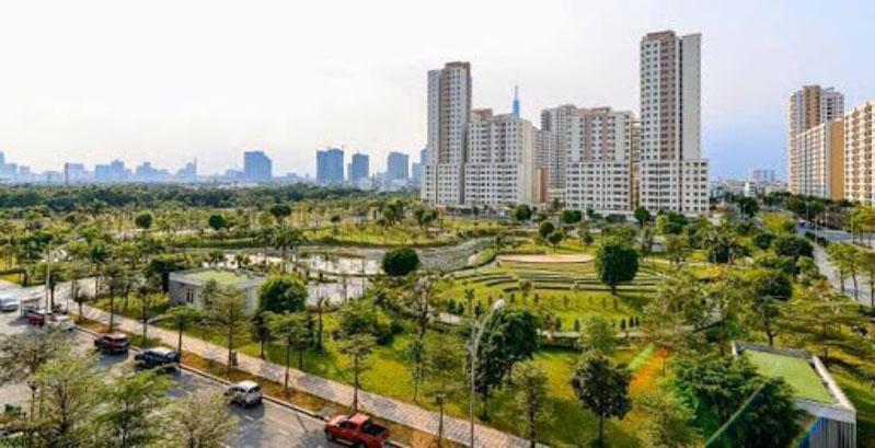 cong vien new city thu thiem