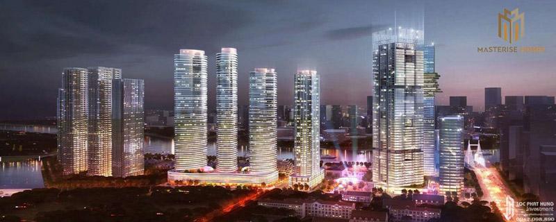 phoi canh Grand Marina Saigon