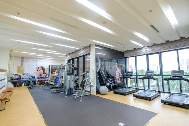 gym vinhomes golden river quan 1