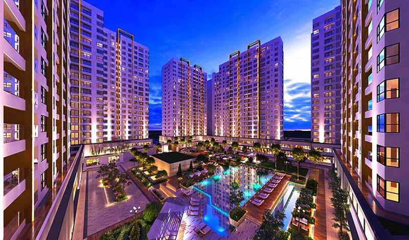 toan canh noi khu du an akari city
