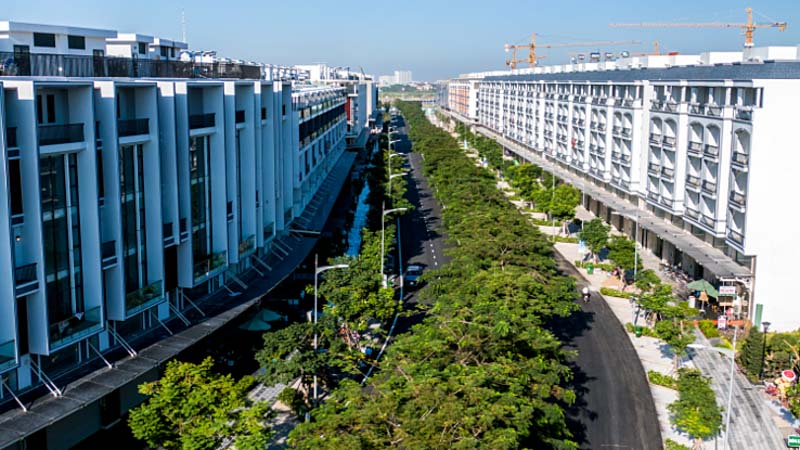 khu pho van phuc city