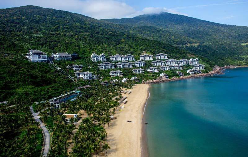 thuc te intercontinental danang sun peninsula resort