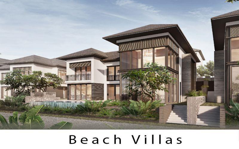 beach villas intercontinental ha long