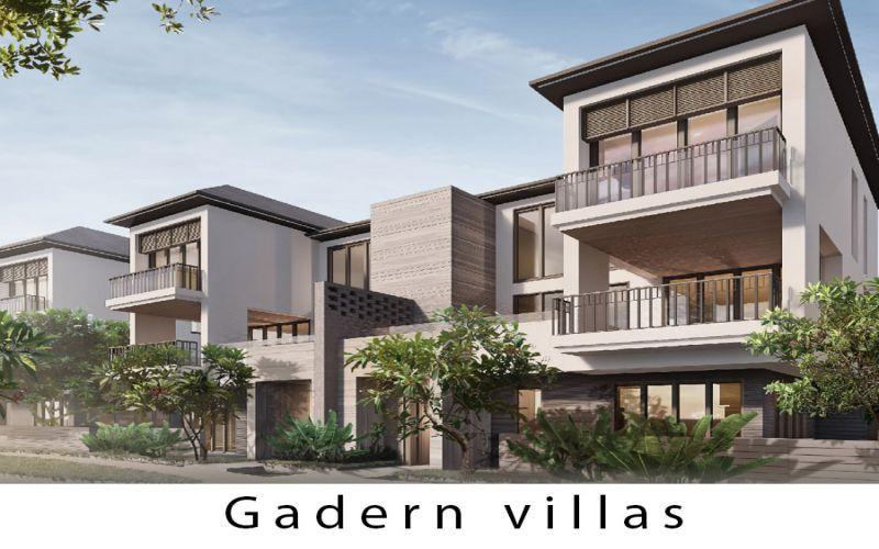 garden villas intercontinental ha long