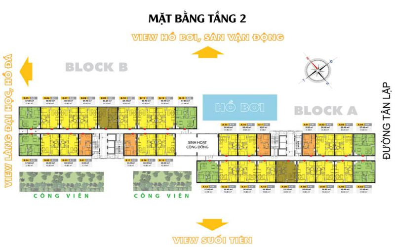 mat bang tang 2 lakeview residences