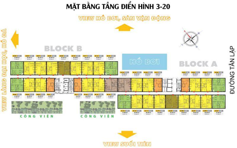 mat bag tang 3 lakeview residences
