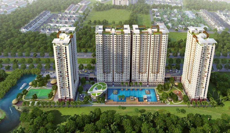 phoi canh the park residence
