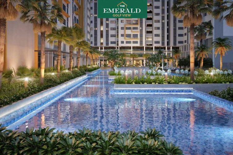 tien ich can ho the emerald golf view binh duong