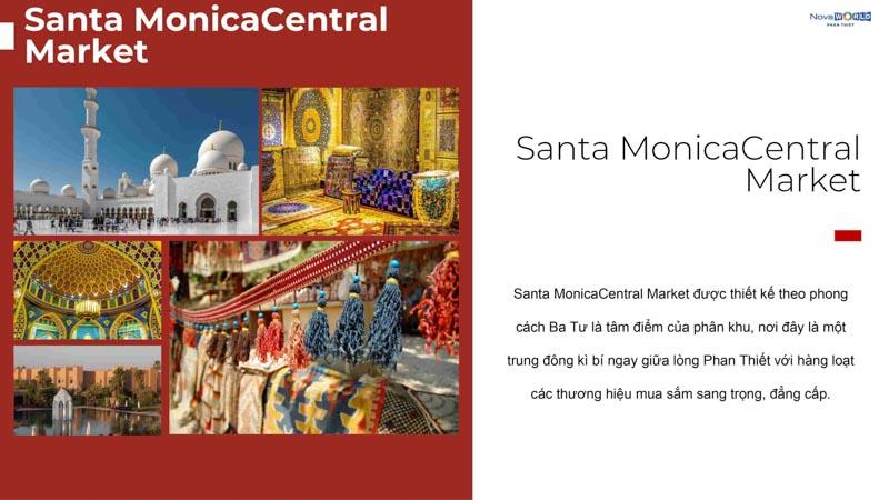 cho ba ta santa monica novaworld phan thiet