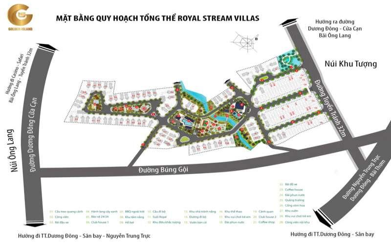 mat bang tong the du an  royal stremy villas phu quoc