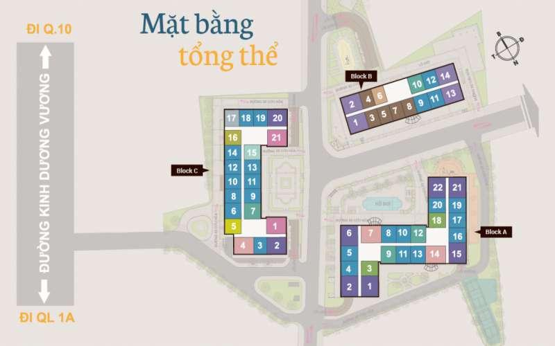 mat bang tong the chung cu imperial place