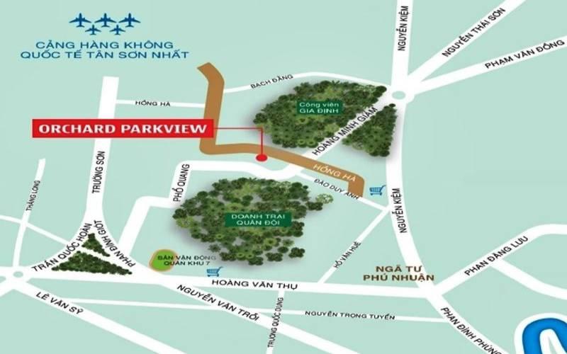 vi tri orchard parkview