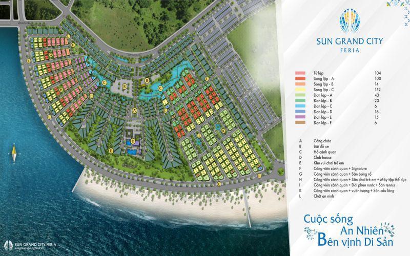 mat bang sun grand city feria ha long