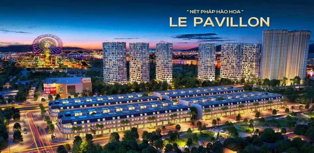 phoi canh regal le pavillon da nang