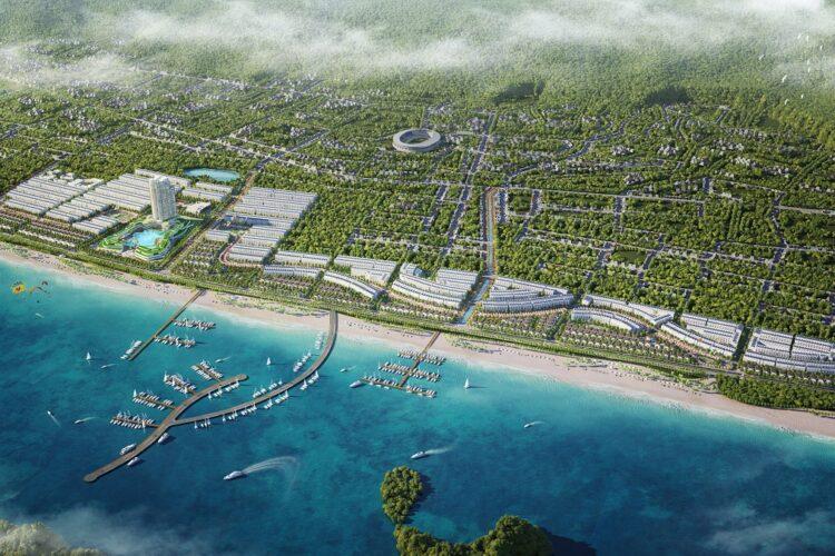 green dragon city cam pha